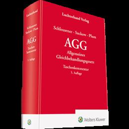 AGG - Kommentar zum Allgemeinen Gleichbehandlungsgesetz