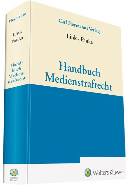 Handbuch Medienstrafrecht