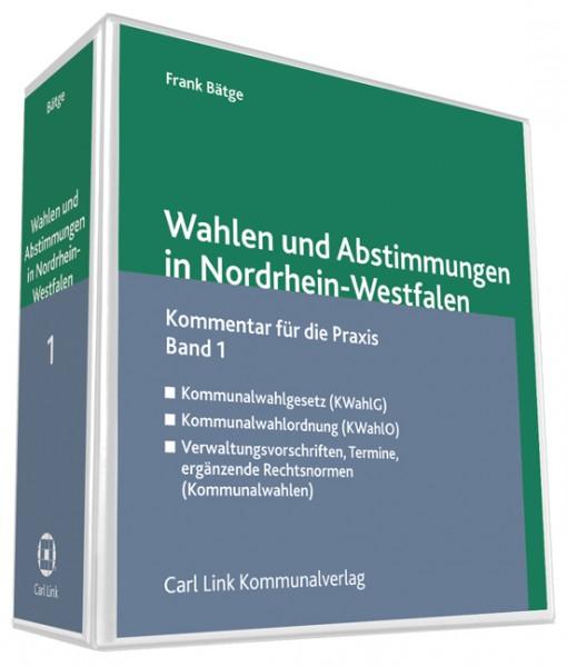 Wahlen und Abstimmungen in Nordrhein-Westfalen - Kommentar