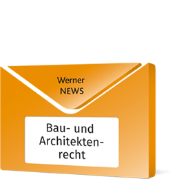 News Bau- u. Architektenrecht