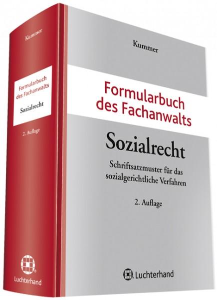 Formularbuch des Fachanwalts Sozialrecht