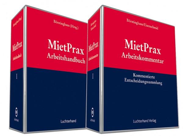 MietPrax - Arbeitshandbuch + Arbeitskommentar