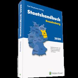 Staatshandbuch Brandenburg 2020