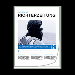 DRiZ - Deutsche Richterzeitung (Archiv)