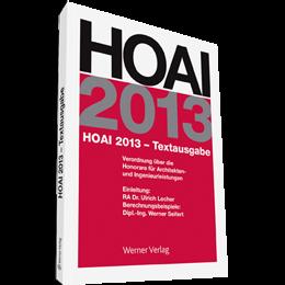 HOAI 2013 - Textausgabe